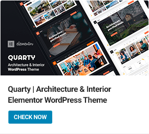 Quarty WordPress Theme
