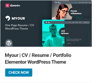 Myour WordPress Theme